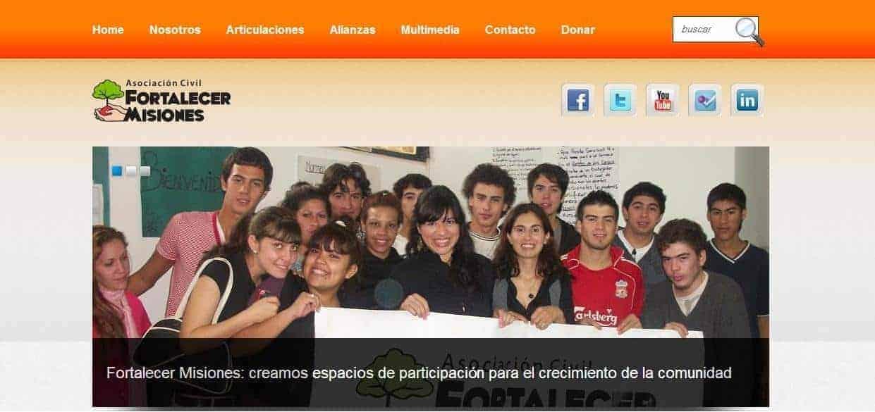 Asociación Civil Fortalecer Misiones